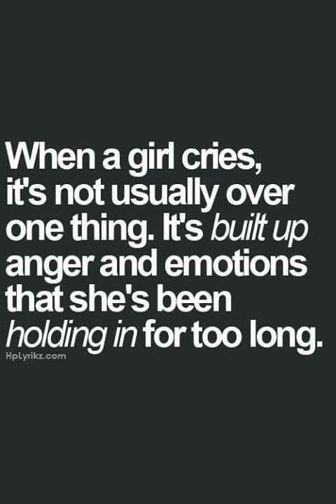 Girl Cries Love Quote Love Quotes Love Quotes Relationship