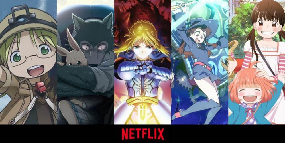 action anime netflix 2020 anime anime good anime series anime shows