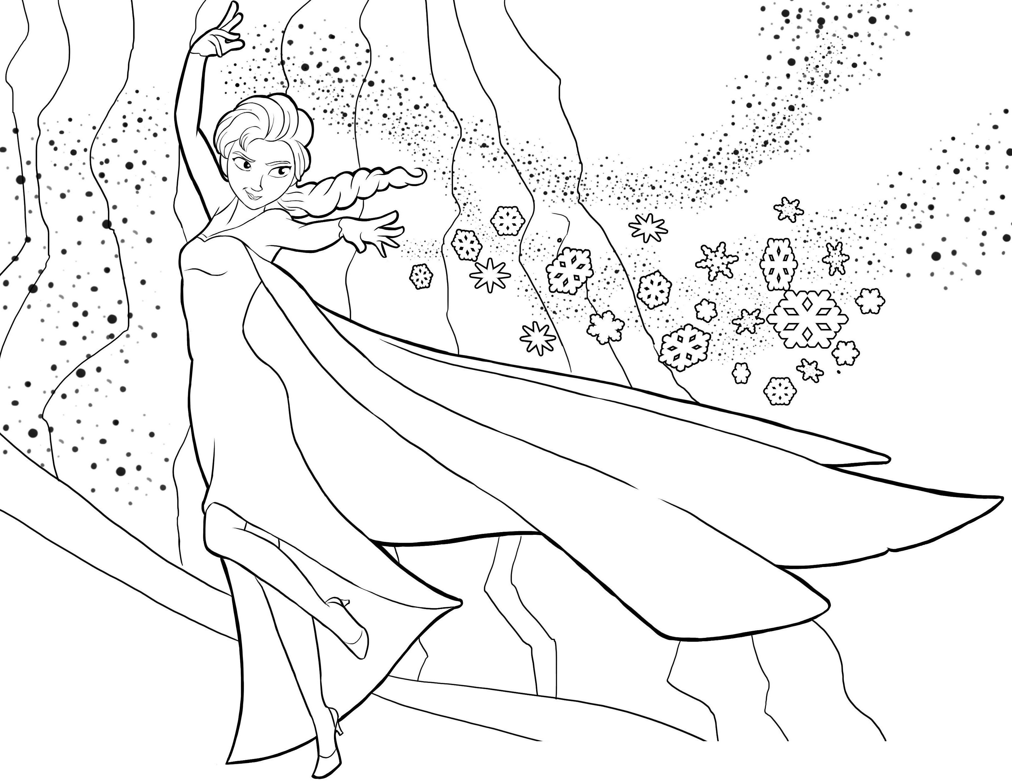 Frozen Coloring Pages Pdf For Free Usage Educative Printable Elsa Coloring Pages Frozen Coloring Pages Elsa Coloring