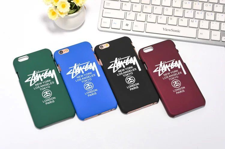 iphone 6 coque stussy