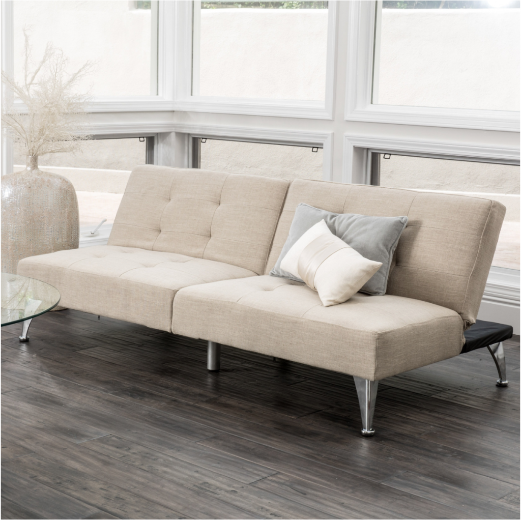 Best 12 Affordable And Chic Small Sleeper Sofas For Tight 400 x 300