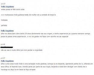 Globos: Homem alicia menina de dez anos pelo Facebook