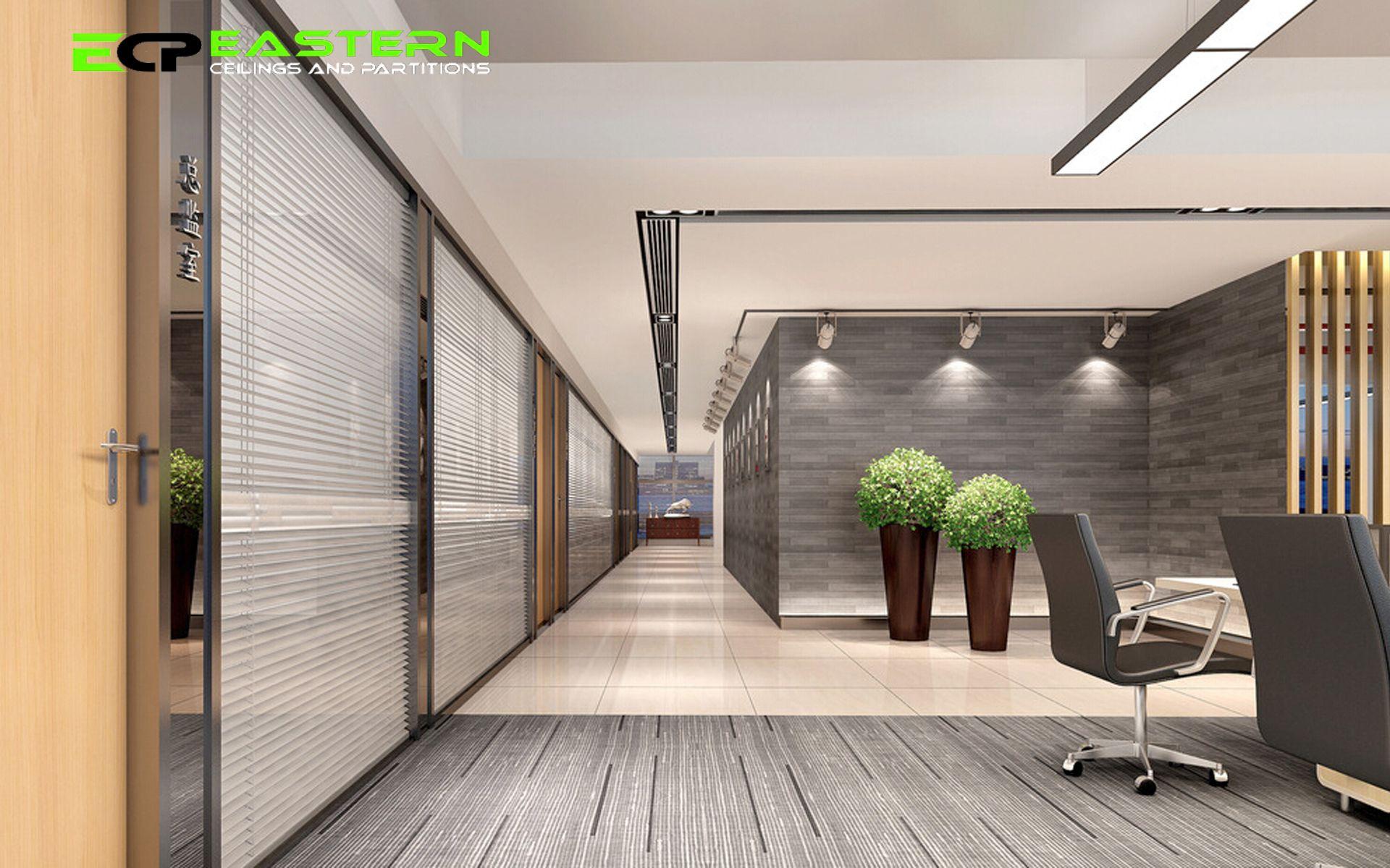 Corridor Design: Interior Design Corridor Of Open Office. #interiordesign