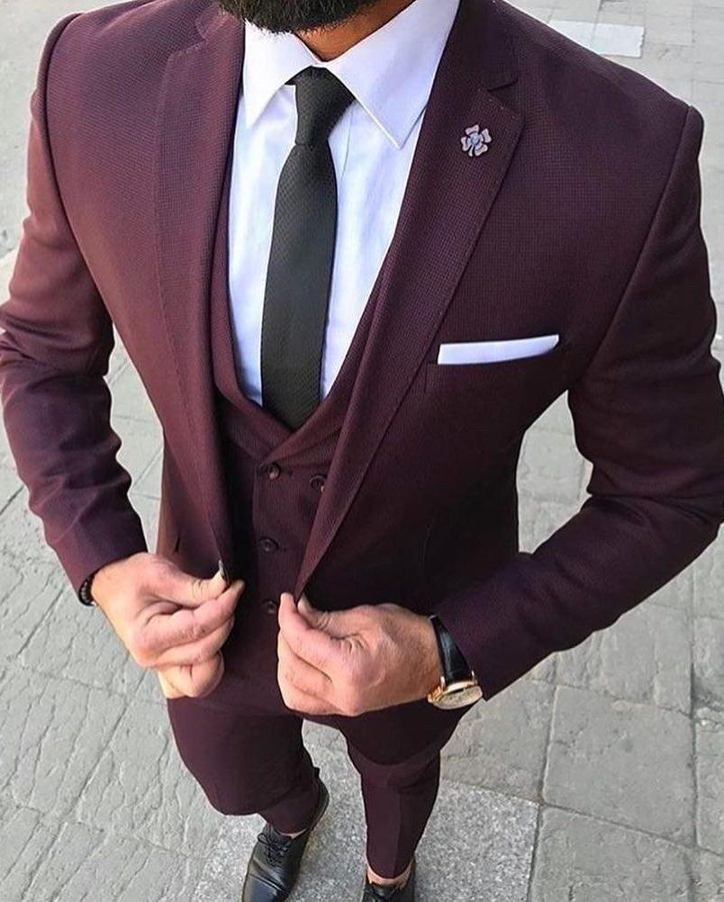 53 Unique Burgundy Suit Ideas Designer Suits For Men Mens