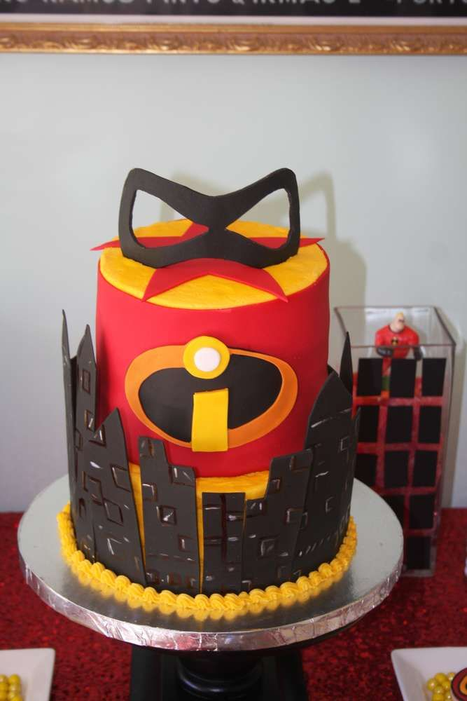 Incredibles Birthday Party Ideas In 2019 Super Hero