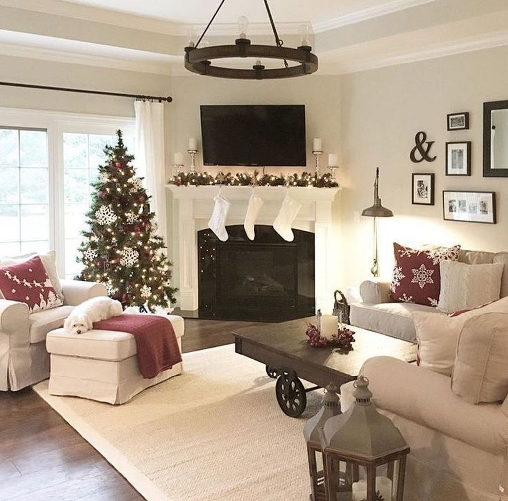44 Stunning Corner Fireplace Ideas For Your Living Room Design images