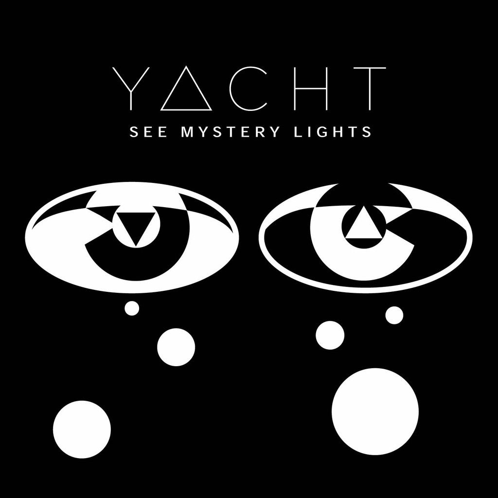 Yacht See Mystery Lights Mystery Greatest Album Covers Music