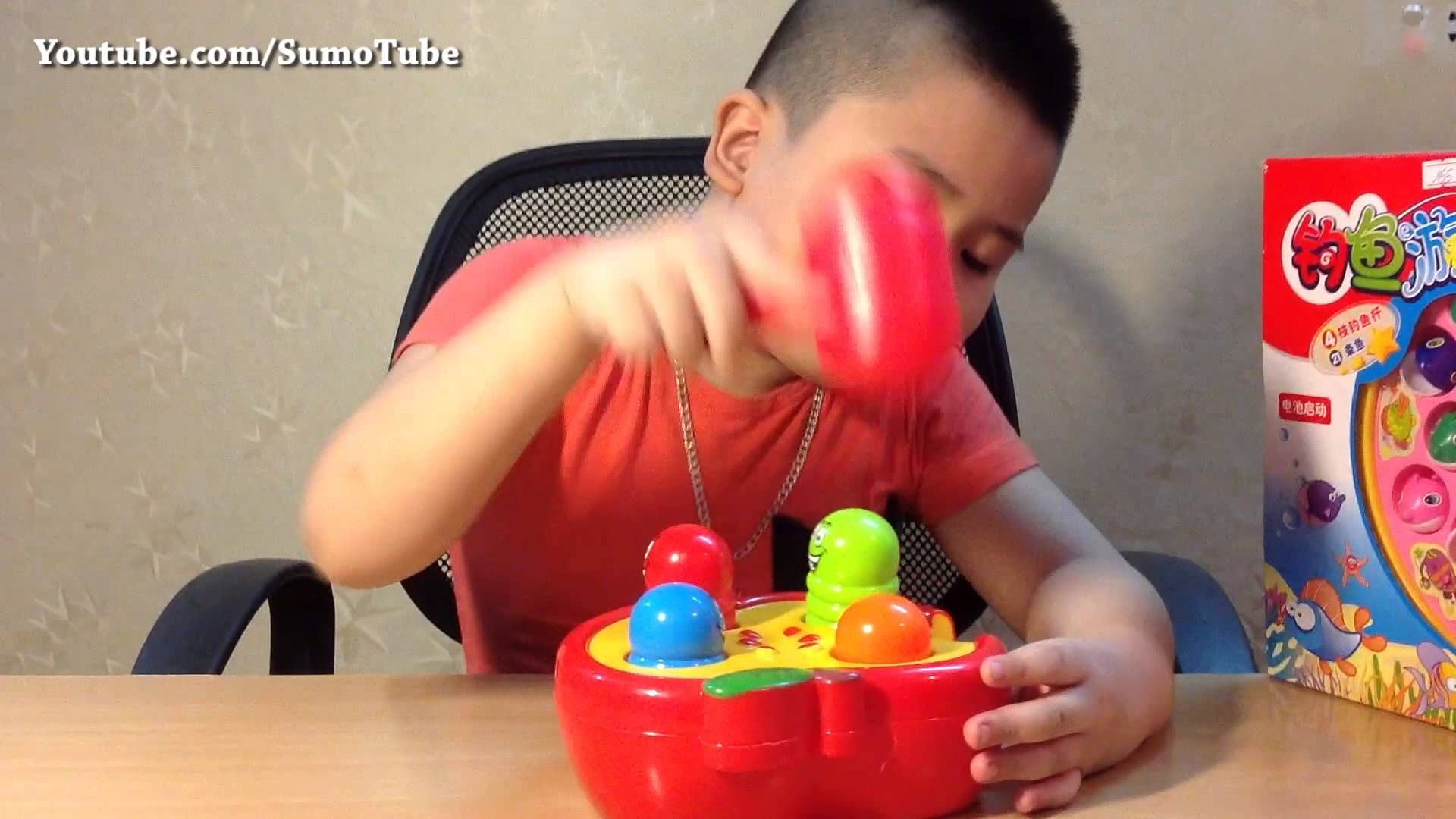 Mouse Trap Family Game Fun Toy Review Kids Toys Channel SumoTubeHD