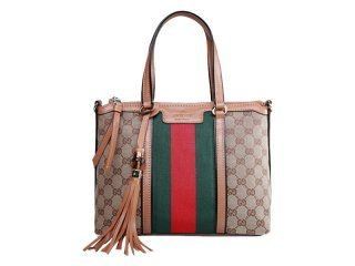 9f87d97226a1 Gucci Rania Original Gg Canvas Top Handle Bag Sand   need to have ...
