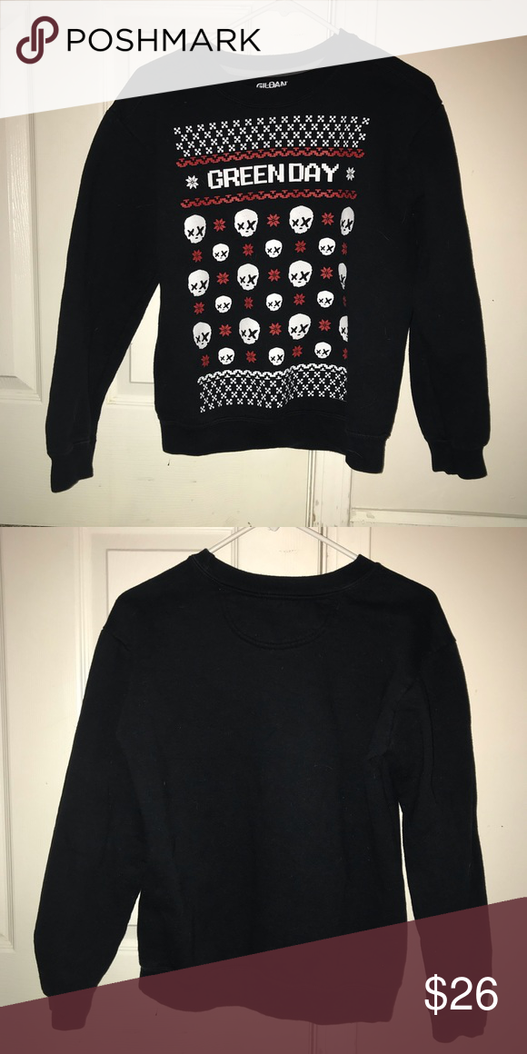 Green Day Christmas Sweater.Green Day Christmas Sweater Green Day S Christmas Sweater