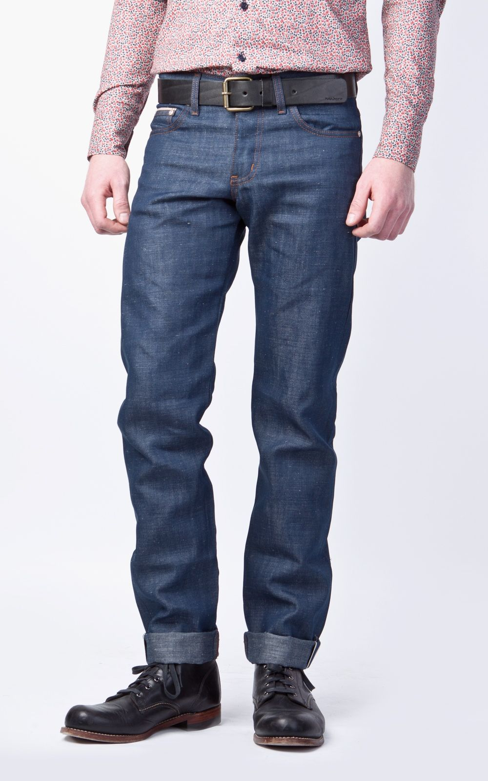 slim-fit jeans - Blue Naked & Famous Denim Collections Online YzvjoJGxS