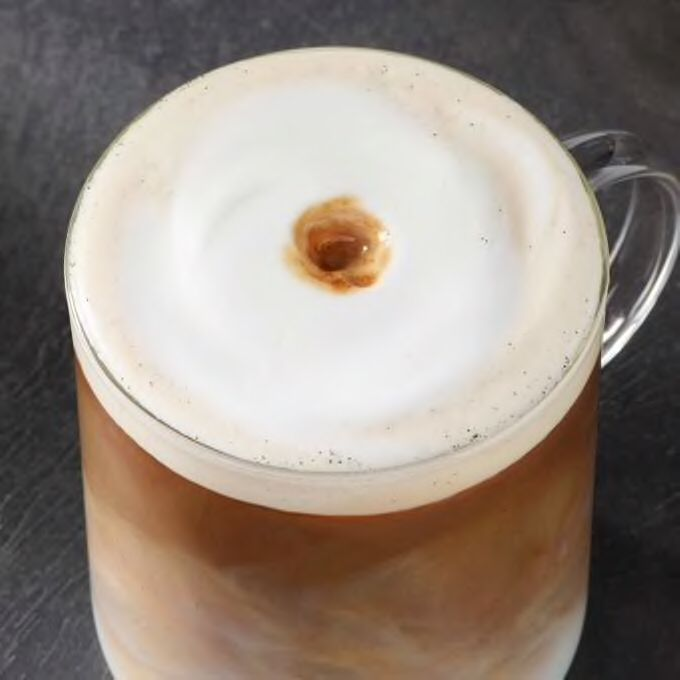 Check Out This Starbucks® Blonde Vanilla Bean Coconutmilk