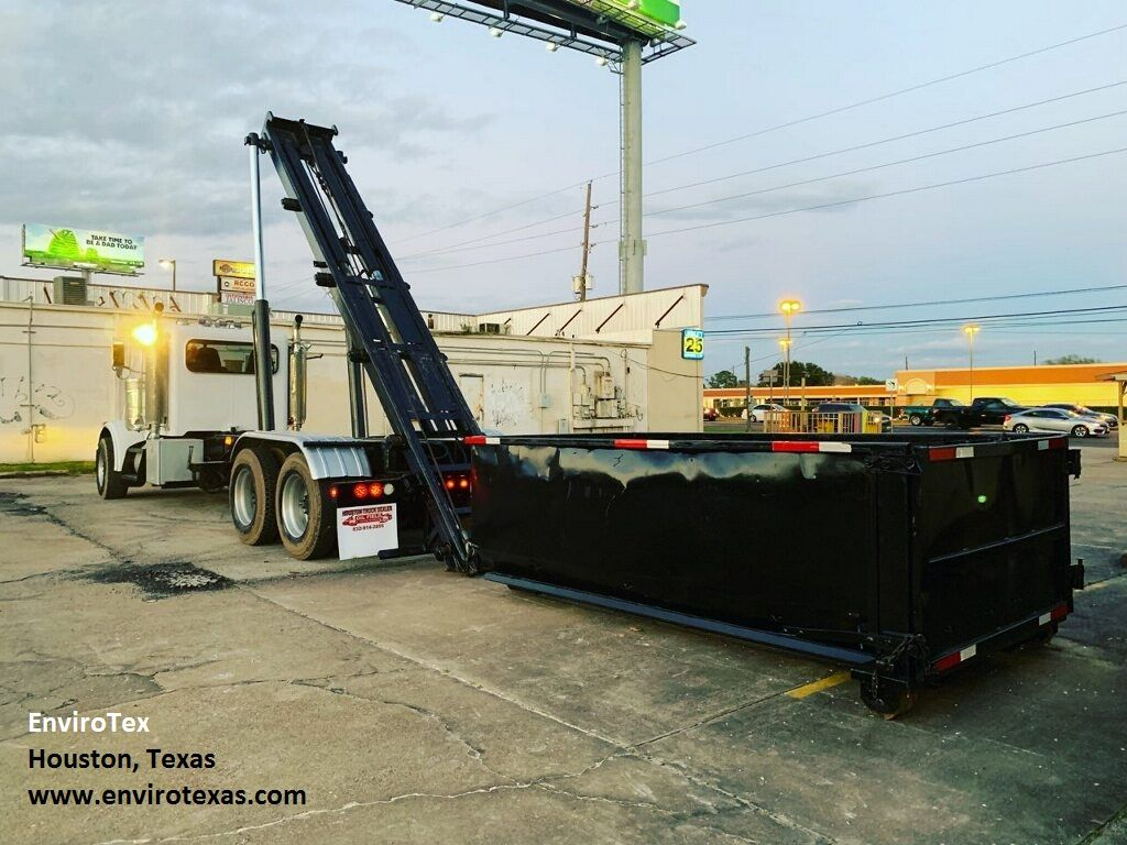 Waste Management Company Houston Tx Yard Waste Dumpster Rental Trash Removal