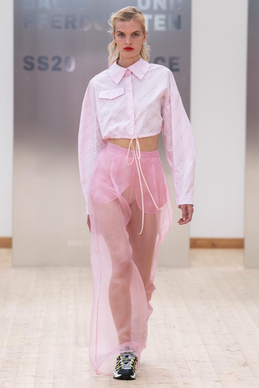 Baum und Pferdgarten Copenhagen Spring 2020 Fashion Show