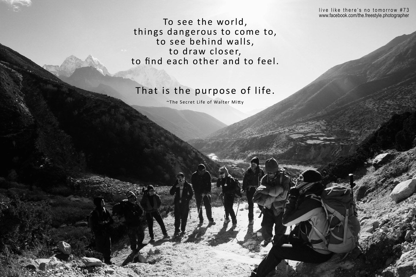 Secret Life Of Walter Mitty Quotes Photo Quote No.73  Walter Mitty Photo Quotes And Mottos