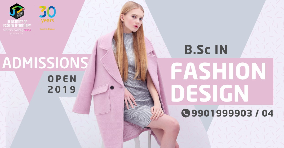 Bsc Fashion Technology With Images Technology Fashion Apparel Design