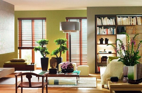 Good Feng Shui Living Room - you determine the Bagua of your living