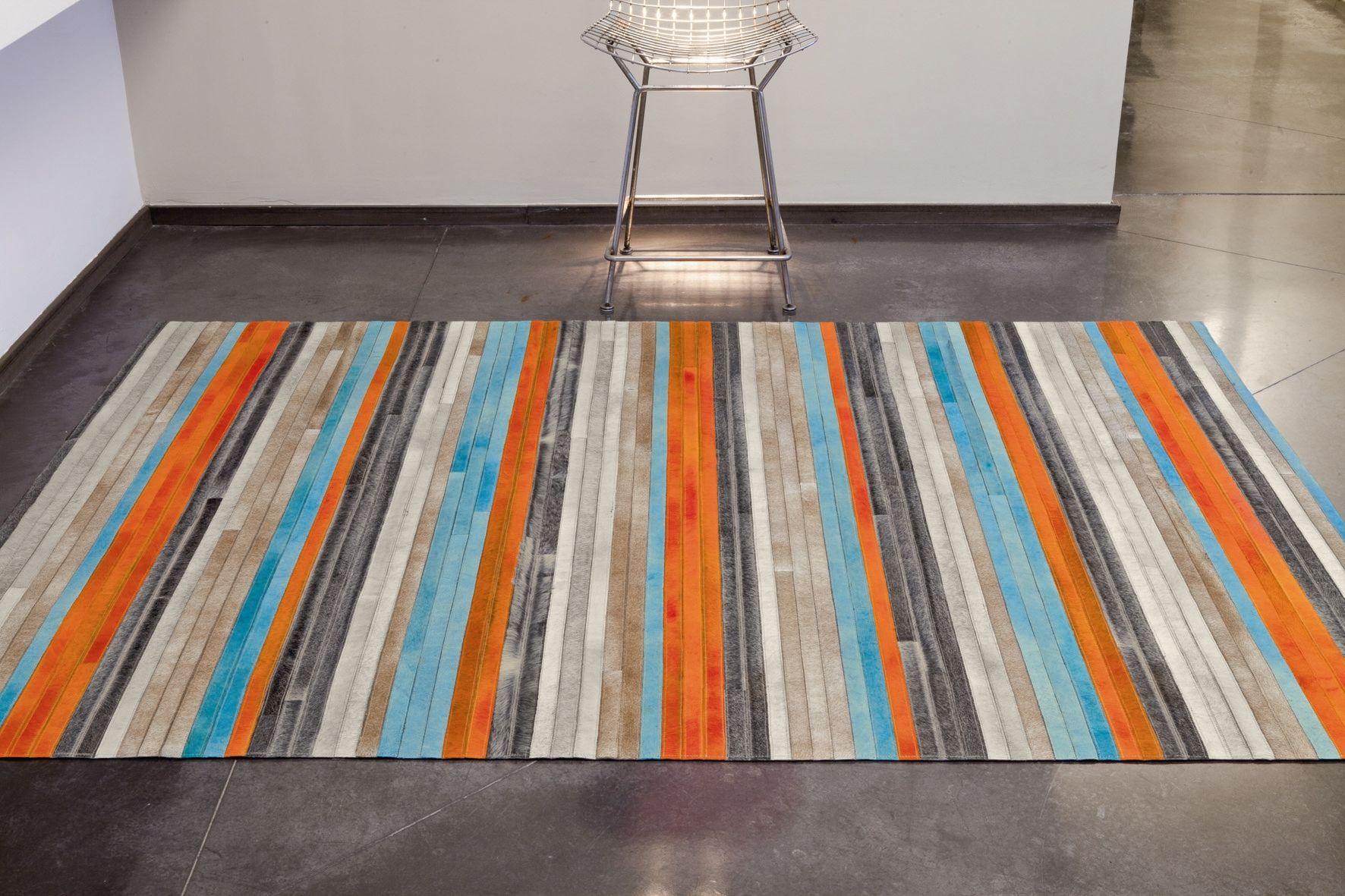 Tapis Salon Couleur Rouille serge lesage - tapis baileyton multico #tapis #color #home