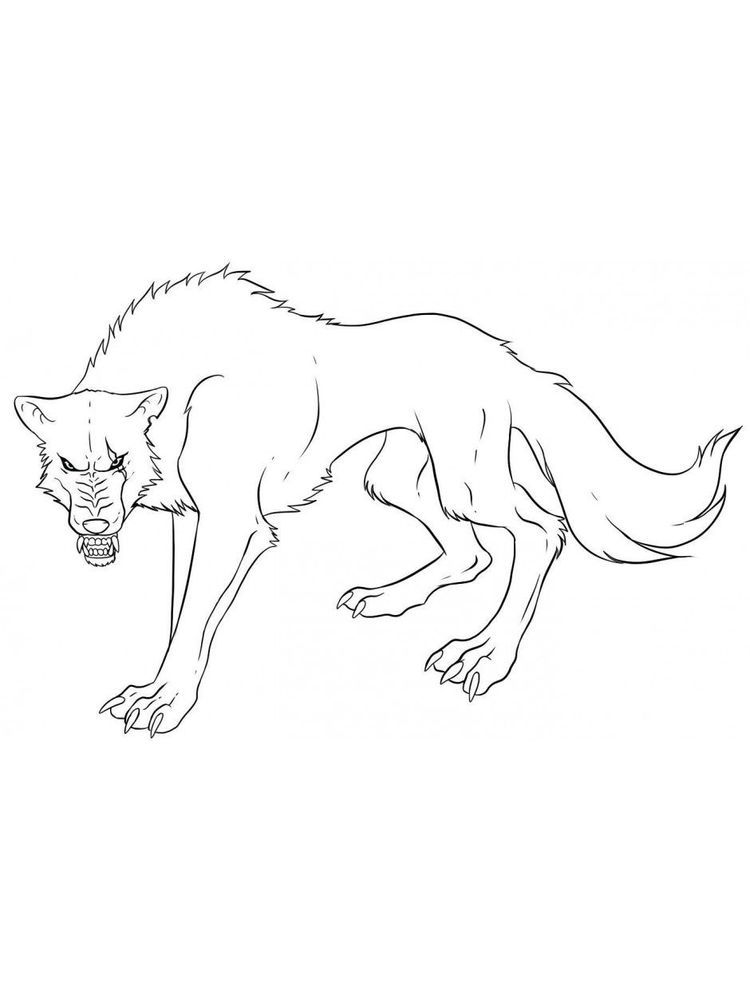 Wolves Coloring Pages Wolves Are One Of The Wild Animals Or Hunting Animals That Live In Groups That Can Be F Animal Coloring Pages Wolf Colors Coloring Pages