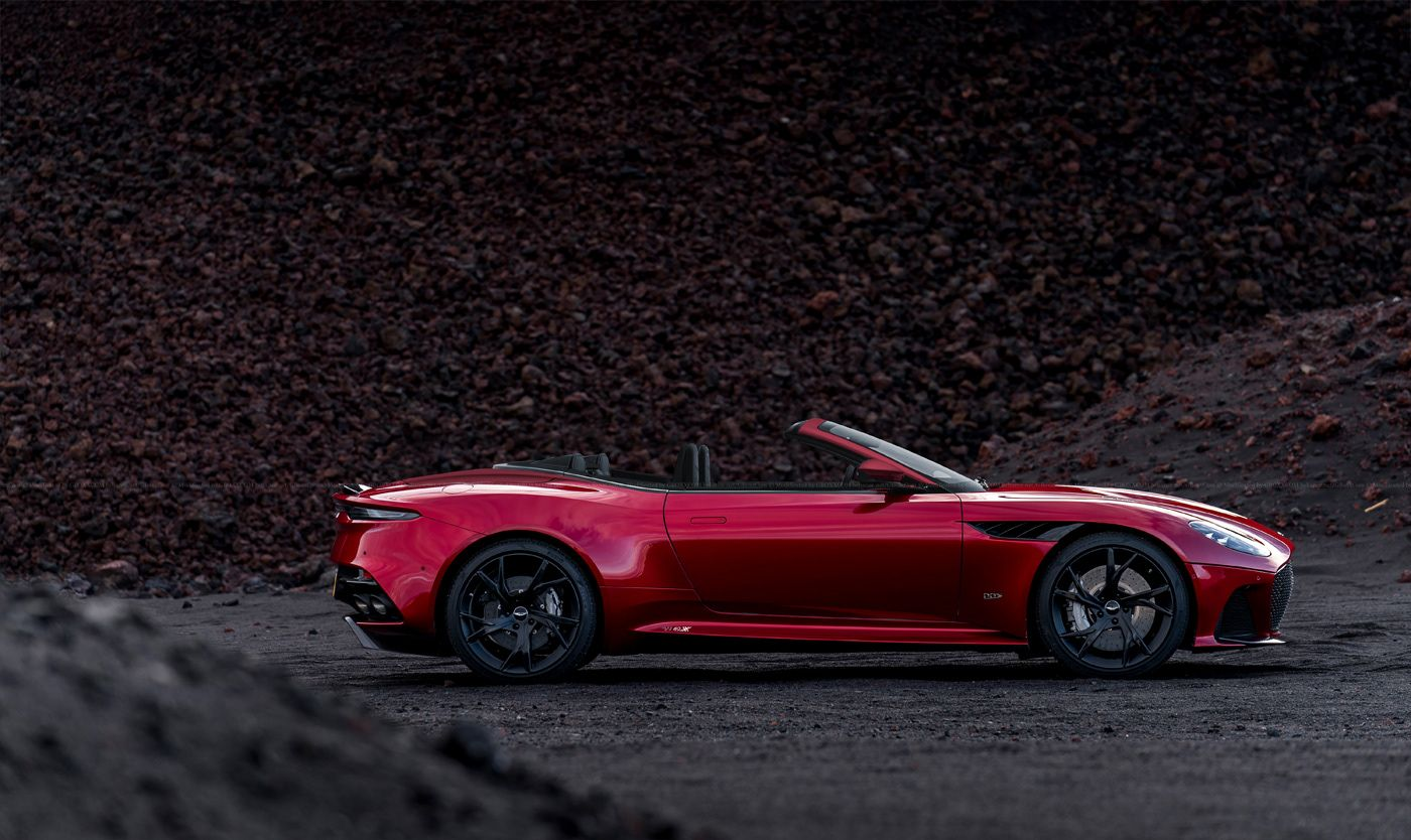 Aston Martin Dbs Superleggera Amr And Volante Confirmed
