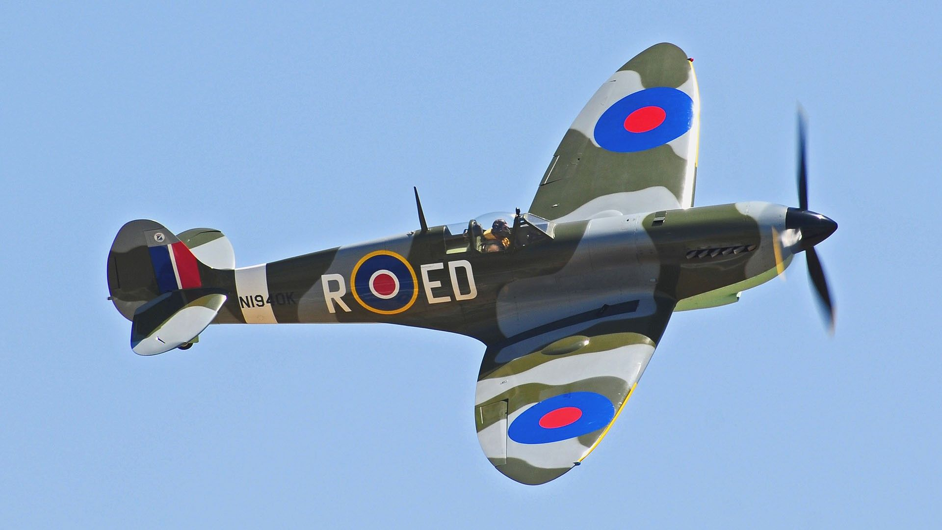 Aircraft and Jets of World War II
