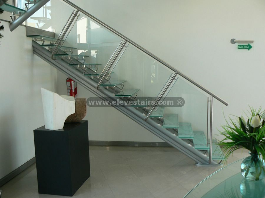 Glass Stair Railing Check Out Mountain Laurel Handrails At  Http://awoodrailing.com