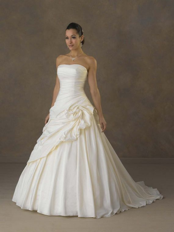 Strapless Wedding Dresses | Wedding dresses | Pinterest ...