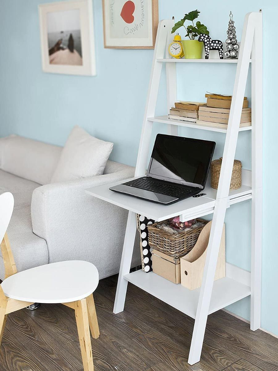 Photo of Multipurpose Bookshelf Desk