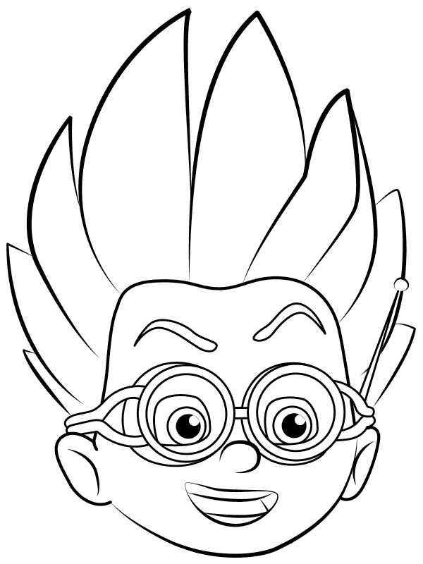 To Help Our Readers, Weu0027ve Gathered A Few PJ Masks Coloring Pages Featuring  The Famous Characters Of The Series. Take A Look