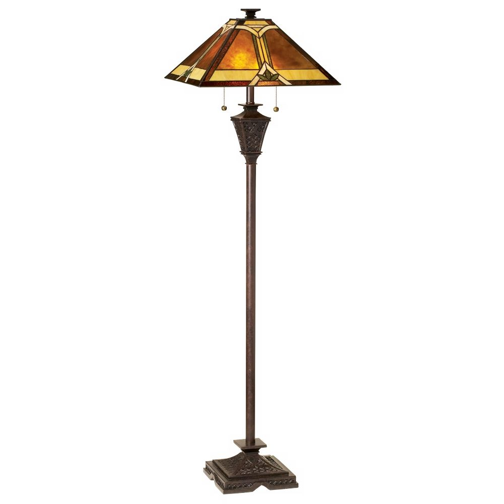 Mission French Bronze Floor L& by Robert Louis Tiffany - Style # 45573  sc 1 st  Pinterest & Mission French Bronze Floor Lamp by Robert Louis Tiffany - Style ... azcodes.com