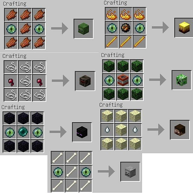 Mob Spawn Controls Mod For Minecraft 1.6.1 / 1.5.2 & 1.5.1 ...