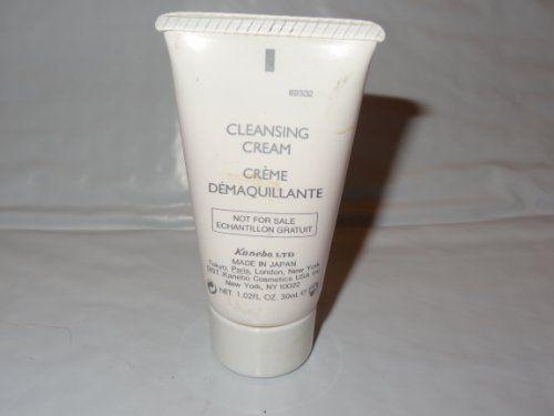 Kanebo International Cleansing Cream 1.02oz Mini, Unboxed by kanebo. $12.00. kanebo