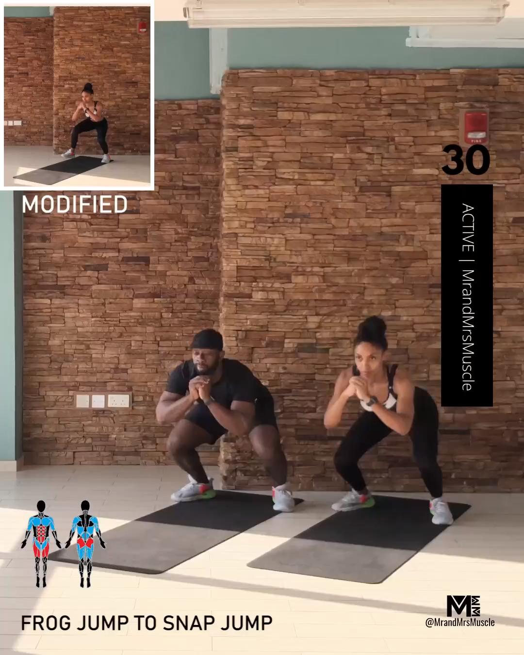 Photo of Intense Cardio Workout – HIIT