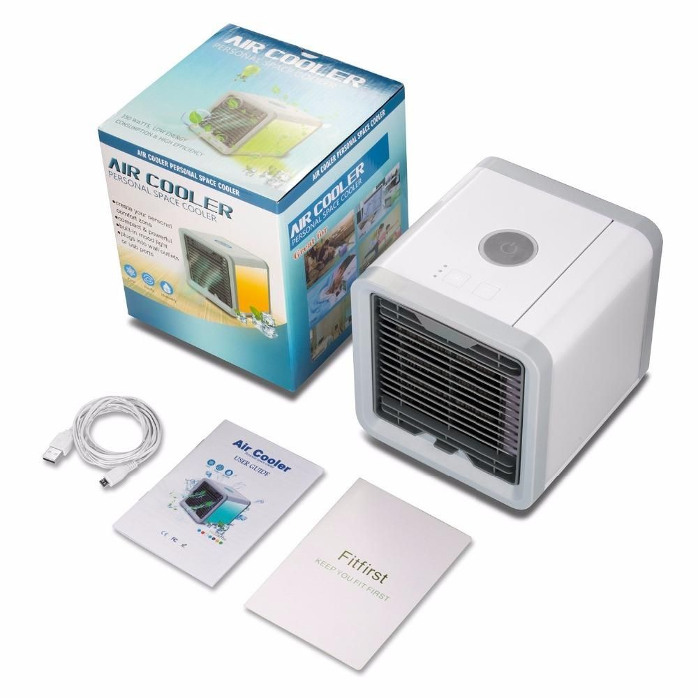 New 2018 Premium Air Cooler Humidifier Portable Air Conditioner