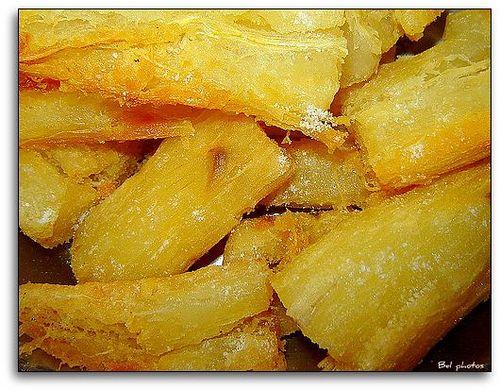 Aipim frito - #Série: Gastronomia...