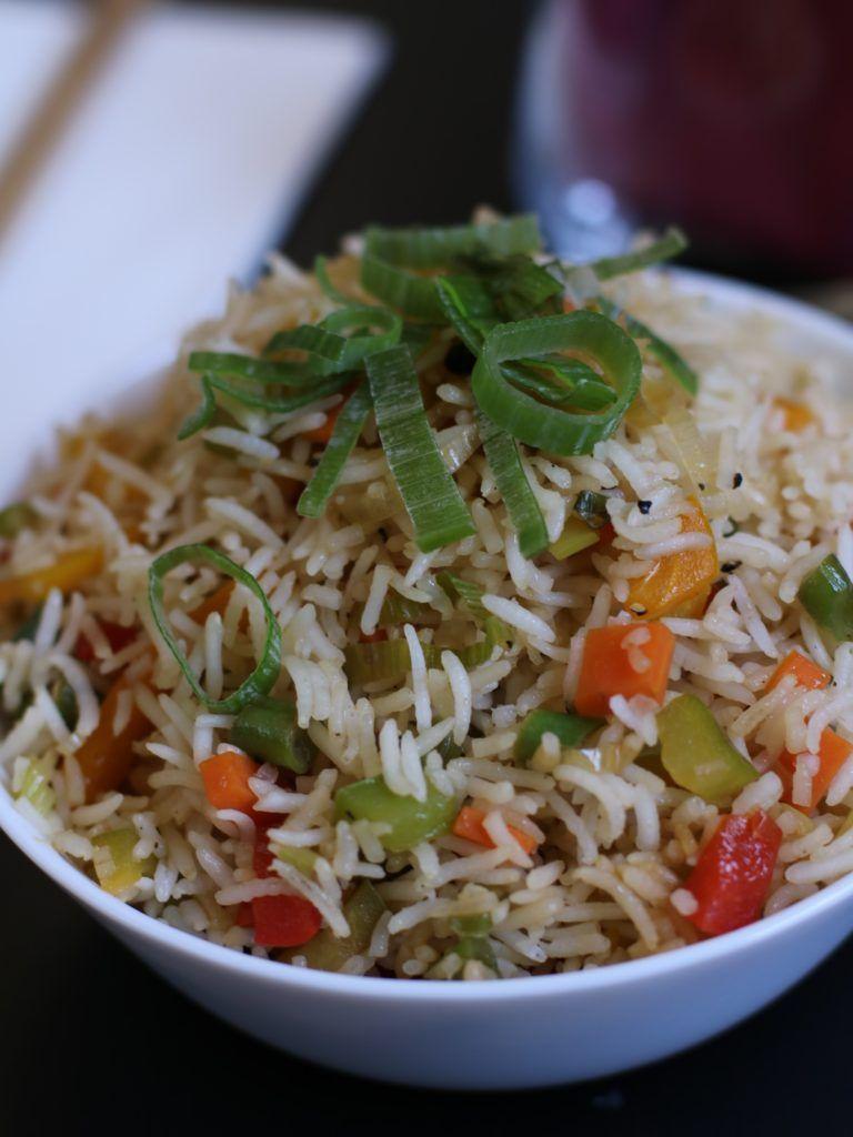 veg fried rice recipe vegetable fried rice chinese fried rice recipe cooked rice recipes on hebbar s kitchen chicken biryani id=52096