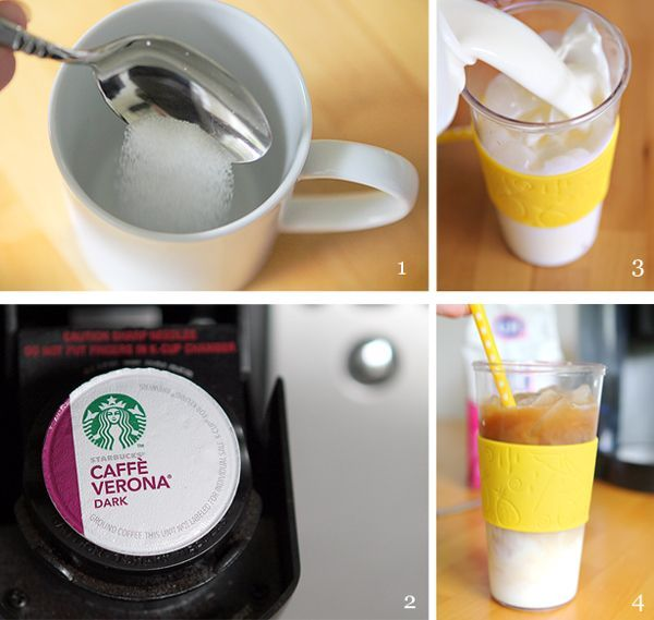 I can make iced coffee in my keurig this summer without a special k cup! Make the perfect summer refreshment at home and save time and money..perfect!
