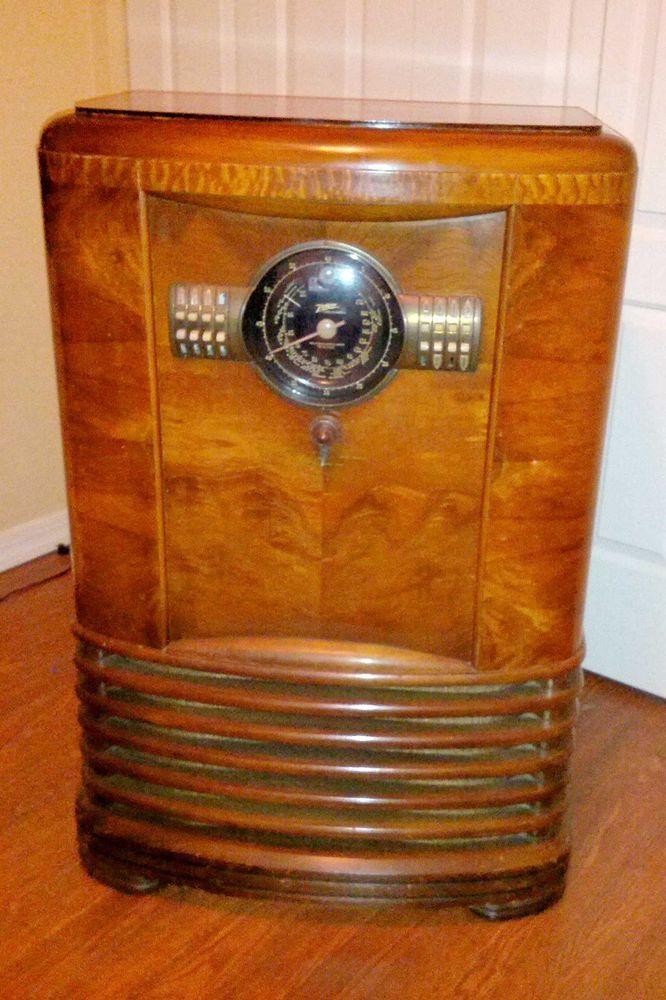Pin On Art Deco Radios From Ebay