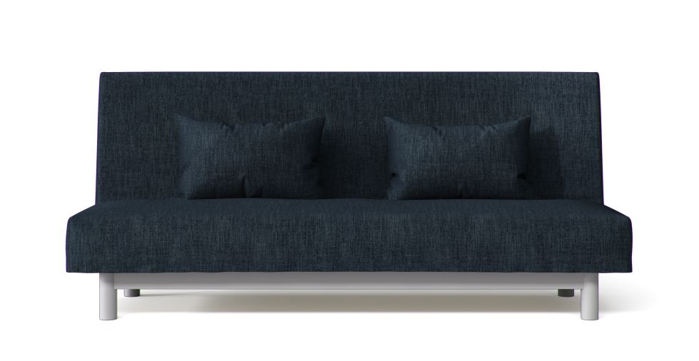 Ikea Beddinge Sofa Bed Loose Fit Slipcover Slipcovers Sofa Bed