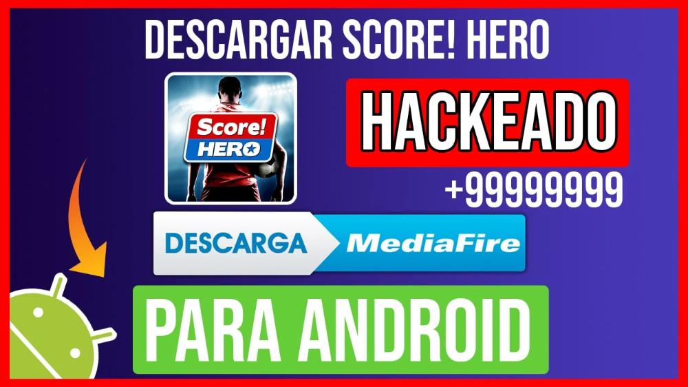 Descargar Score Hero Hackeado Para Android Apk Información Si Eres Un Fanático Del Fútbol Y Te Encanta Ver Los Hermosos Goles D Juegos Android Descarga Juegos