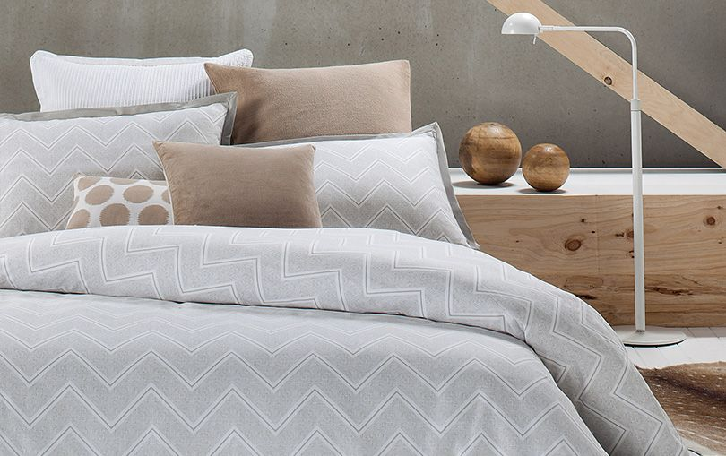 Collections :: Asha Silver - Designers Choice - Bed linen