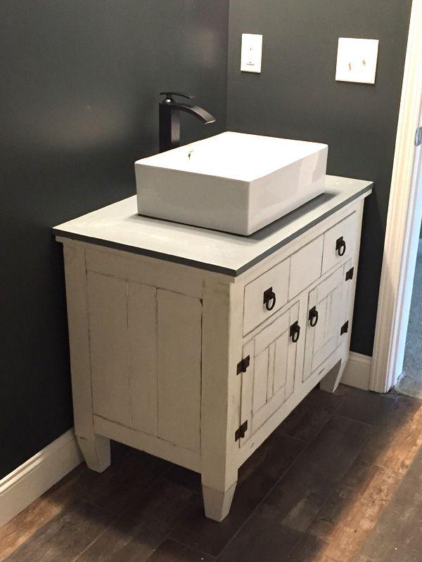 Bathroom Vanity Style Sink Diy Bathroom Vanity Unique