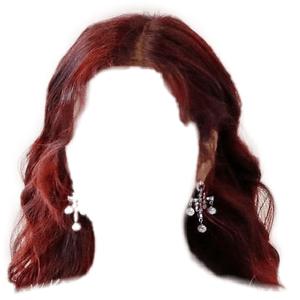 Red Wings Bad Boy 10 Stage Look Outfit Shoplook Hair Png Red Hair Hair Photo
