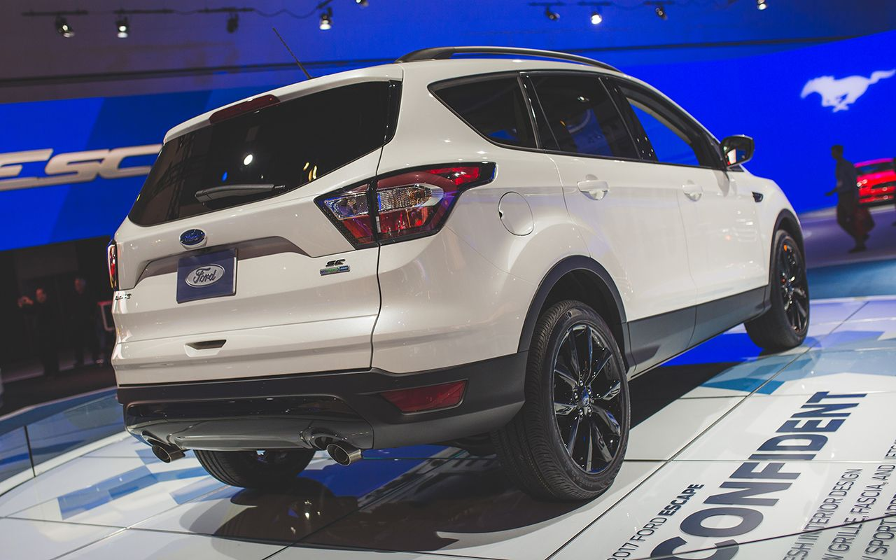 New 2019 Ford Escape Redesign carmodel Pinterest
