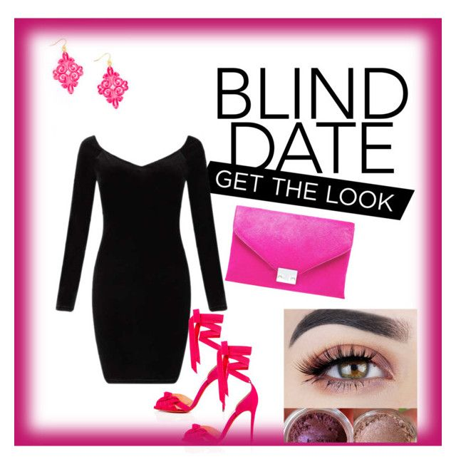 """Blind date"" by stephanie-alexander1 on Polyvore featuring Miss Selfridge and Loeffler Randall"