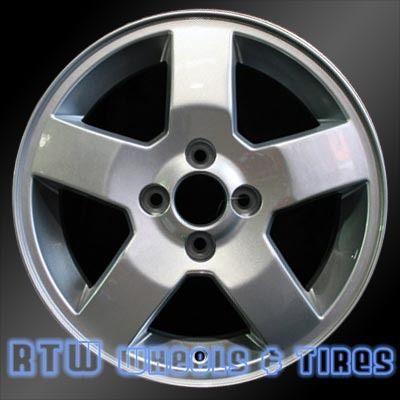 Chevy Epica 15' Factory Original OEM Wheel Rim 5027