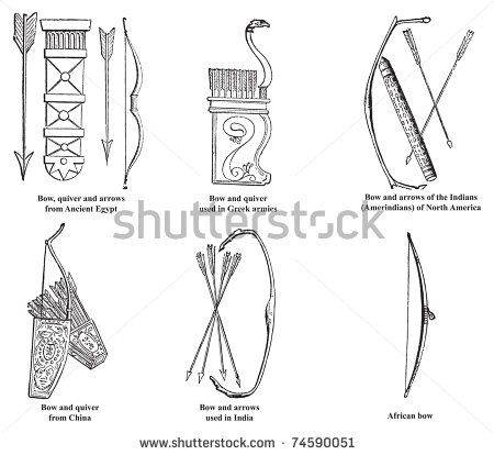 Gallery For Ancient Greek Bow And Arrows Ancient Egypt Greek
