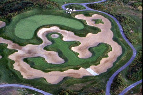 Harborside International Golf Course