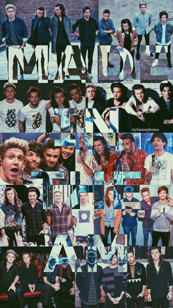 One Direction | ctto: @stylinsonphones
