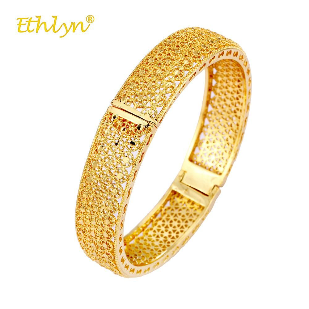 Ethlyn ladies fashion bracelets u bangles classical vintage bracelet